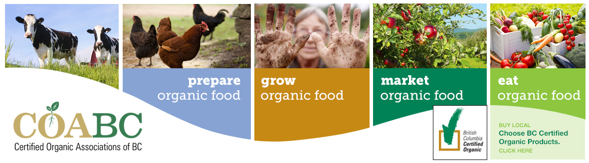 COABC organic toolkit header