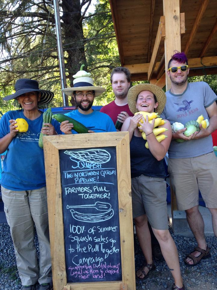 Merville Organics Farmer's Co-op