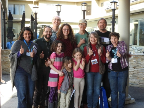 Members of BC's Farming coops: Glen Valley Organic Farm, Glorious Organics, Melville Organic