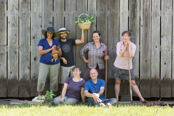 Merville Organics Farmer Co-operative