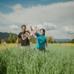 Certified Organic farmers at Golden Ears Farm