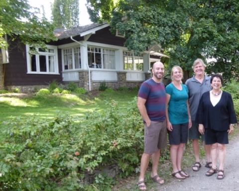 Claremont Ranch Organics transition planning