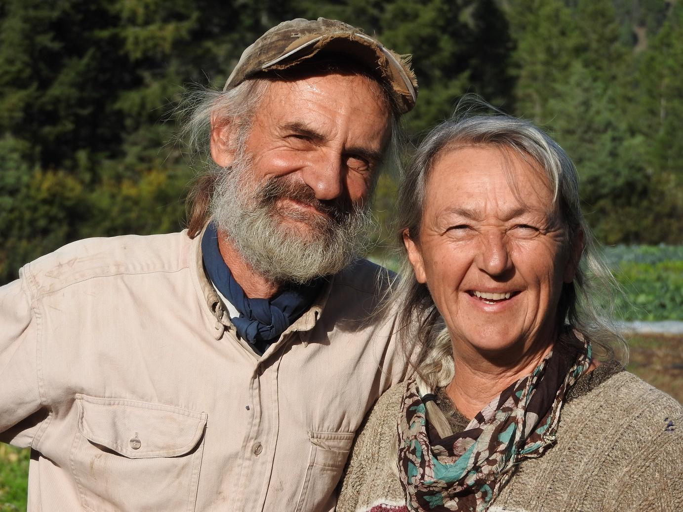 Mackin Creek Rob & Cathie 1