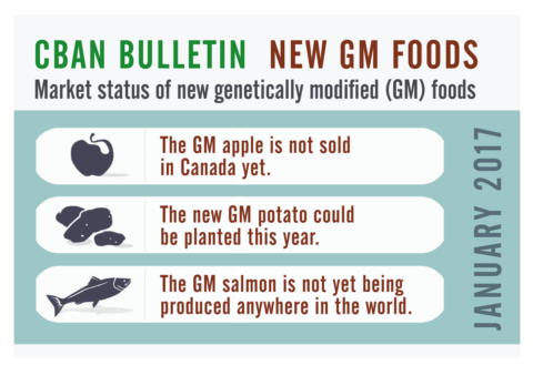 CBAN Bulletin on genetically engineered food in Canada