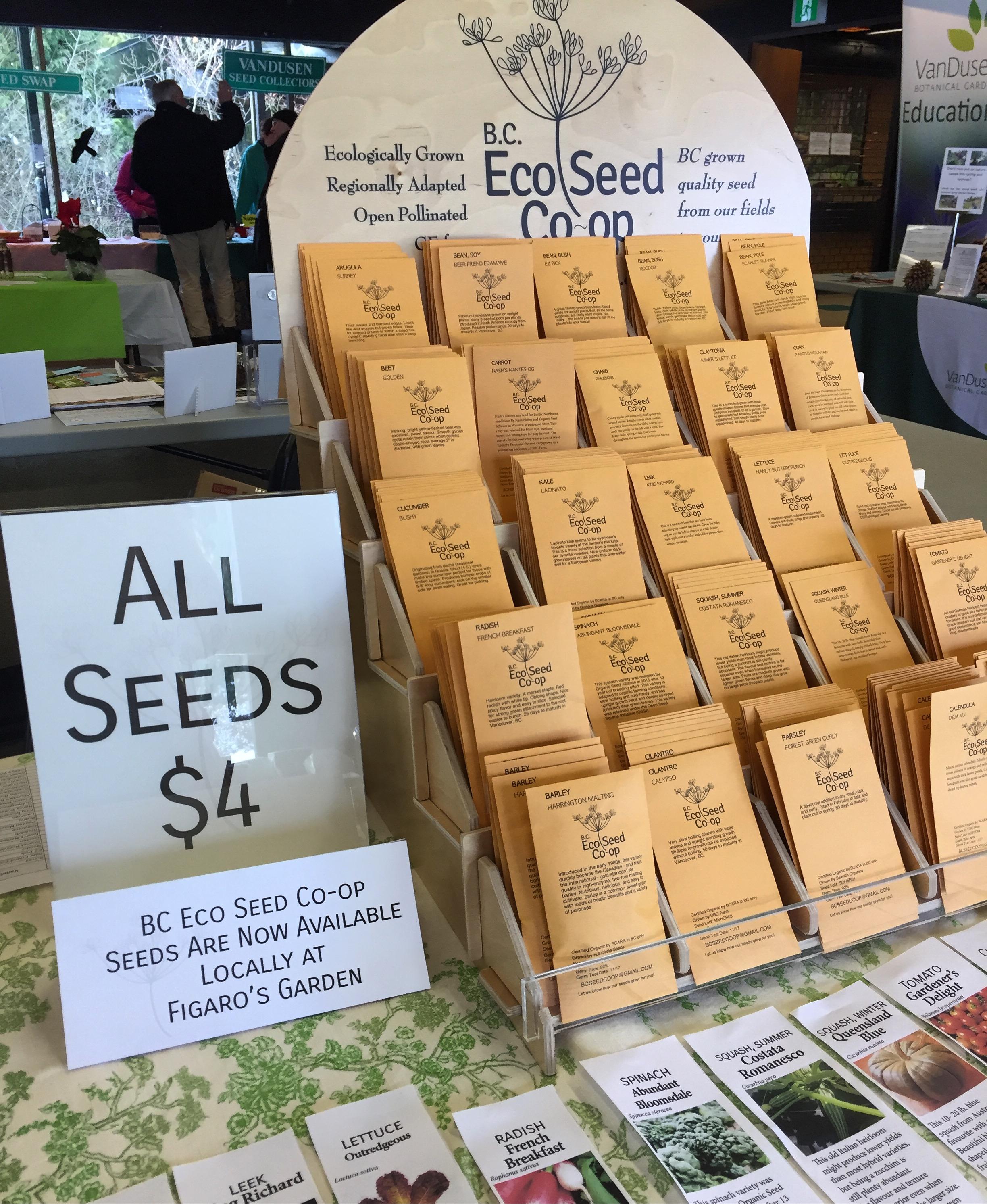 seeds – British Columbia Organic Grower